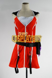 Kingdom Hearts II Cosplay Kairi Dress