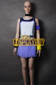Kingdom Hearts Cosplay Kairi Dress