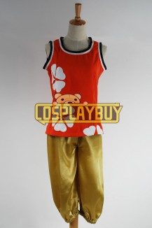 Kingdom Hearts Cosplay Olette Costume