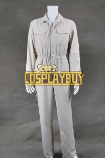 Lost Dharma Initiative Jumpsuit Uniform