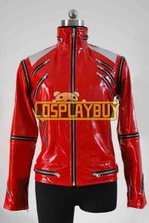 Michael Jackson Costume Beat It Short Jacket