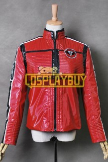 My Chemical Romance Costume Mikey Way Red Jacket