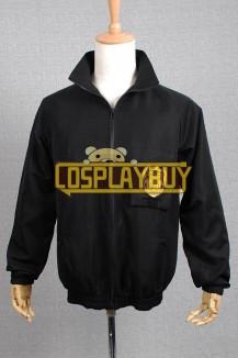 NCIS Costume Black Staff Jacket