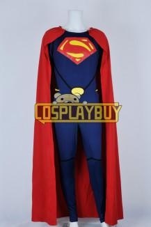New Superman Man Of Steel Superman Costume Jumpsuit