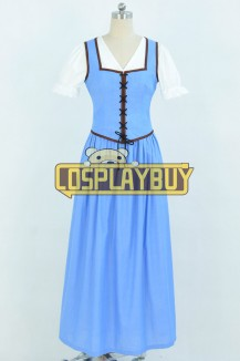 Once Upon A Time Costume Belle Dress