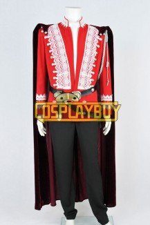 Once Upon A Time Costume David Nolan Uniform