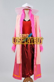 One Piece Cosplay Nefeltari Vivi Costume