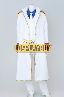 One Piece Cosplay Monkey D Garp Uniform