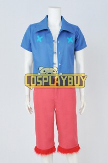 One Piece Strong World Cosplay Monkey D Luffy