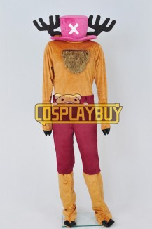 One Piece Cosplay Tony Tony Chopper Costume
