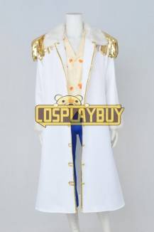 One Piece Cosplay Tashigi Costume