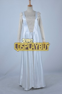 Oz the Great and Powerful Costume Glinda Lace Dress