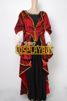 Pirates Of The Caribbean Elizabeth Swann Dress