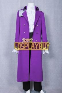 Purple Rain Prince Rogers Nelson Costume