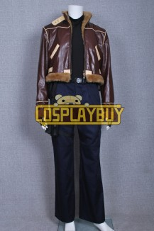 Resident Evil 4 Costume Leon Kennedy Uniform