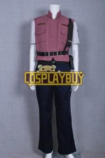 Resident Evil 5 Costume Chris Barry Burton Uniform