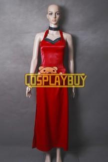 Resident Evil 5 Costume Ada Wong Dress