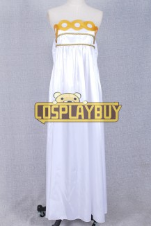 Sailor Moon Cosplay Princess Serenity Dress