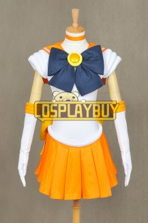Sailor Moon Cosplay Sailor Venus Uniform