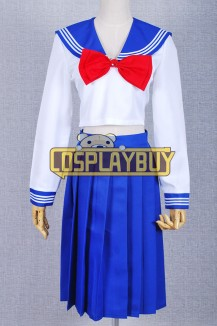 Sailor Moon Cosplay Serena Usagi Tsukino School Uniform