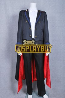 Sailor Moon Cosplay Tuxedo Mask Costume