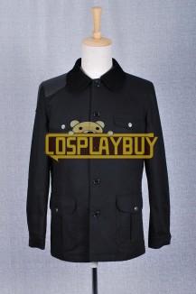 Sherlock Holmes Dr John Watson Black Jacket
