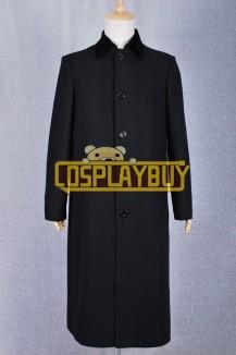 Sherlock Holmes DI Greg Lestrade Trench Coat