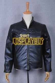 Smallville Clark Kent Black Leather Jacket