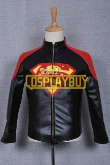 Smallville Clark Kent Black Red Jacket