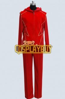Smallville Flash Impulse Red Uniform