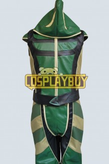 Smallville Green Arrow Costume Jumpsuit