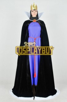 Snow White And The Seven Dwarfs The Evil Queen Dress