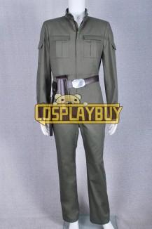 Star Wars Costume Luke Skywalker Green Jumpsuit