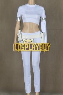 Star Wars 2 Padmé Amidala Costume Uniform