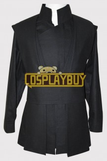 Star Wars Luke Skywalker Black Costume