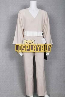 Star Wars Costume Luke Skywalker Tunic Uniform