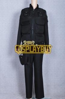 Stargate Costume SG-1 Samantha Carter Black Uniform