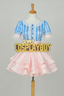Super Sonico Cosplay Sonico Dress