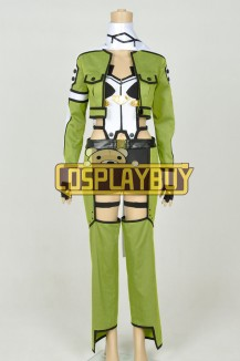 Sword Art Online Ⅱ 2 Cosplay Shino Asada Uniform