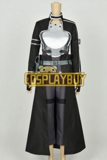 Sword Art Online Ⅱ 2 Cosplay Kirito Kazuto Costume
