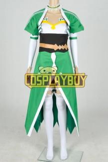 Sword Art Online 2 GGO Cosplay Leafa Costume
