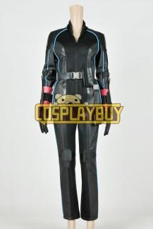 The Avengers 2 Natasha Romanoff Jumpsuit
