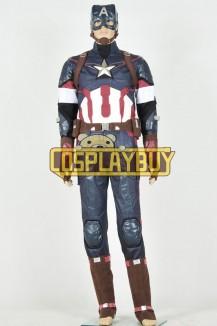 The Avengers 2 Steve Rogers Uniform