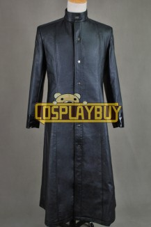 The Avengers Costume Nick Fury Trench Coat