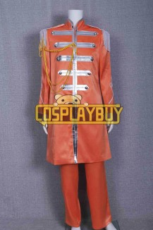 The Beatles Cosplay George Harrison Costume