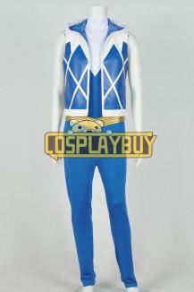 The Flash Cosplay Leonard Snart Uniform