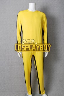 The Game Of Death Costume Bruce Lee Jumpsuit