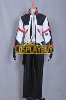 The King of Fighters Cosplay Kyo Kusanagi Uniform