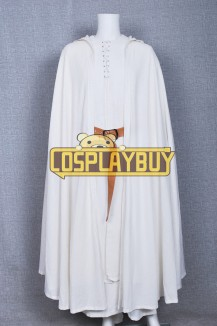 The Lord Of The Rings Gandalf White Costume