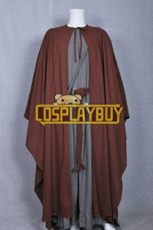 The Lord Of The Rings Gandalf Brown Costume